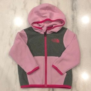 NORTH FACE🔅BABY GIRL JACKET🔅SIZE 6-12M